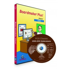 Boardmaker Plus! v6 EN + 2000-2012 PCS Addenda