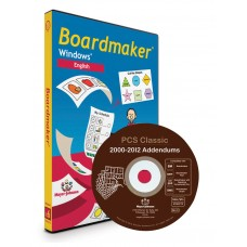 Boardmaker v6 EN + 2000-2012 PCS Addenda